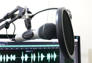 setup condenser microphone