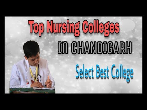 List of Nursing Colleges in Chandigarh