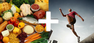 weight loss with diet and exercises