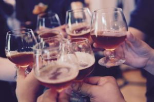 avoid alcohol to lose weight