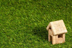 artificial grass as home decor parts