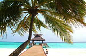 romantic beach villas with low price