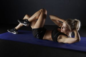 exercise helps to lose weight