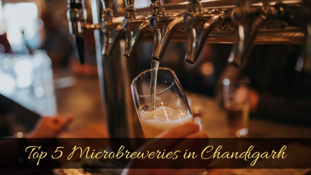 Top Microbreweries in Chandigarh
