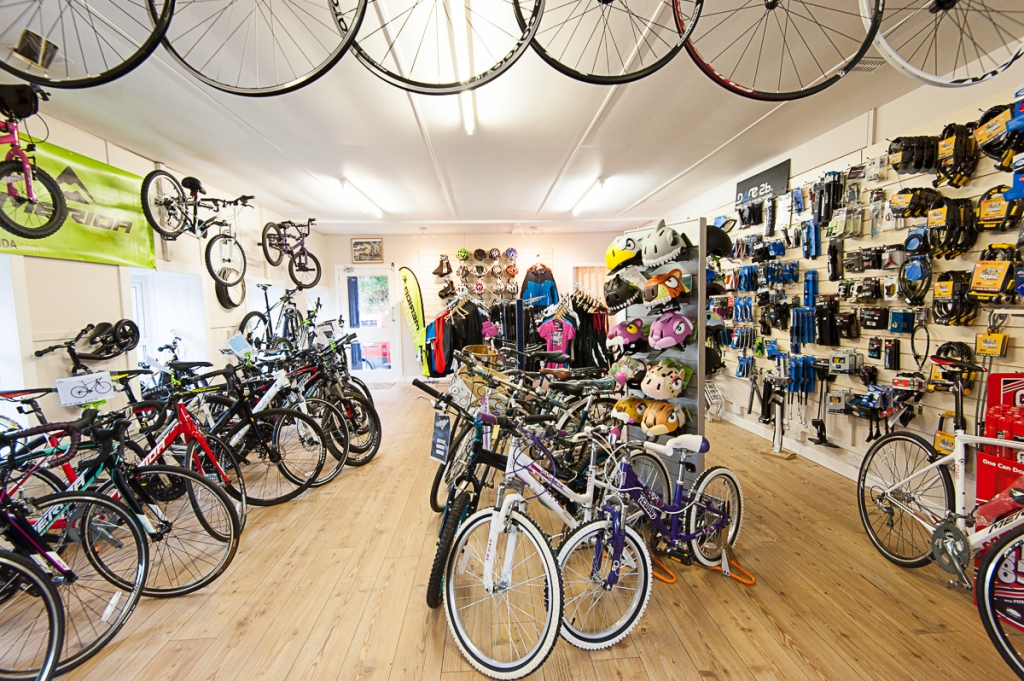 Cycle Store in chandigarh
